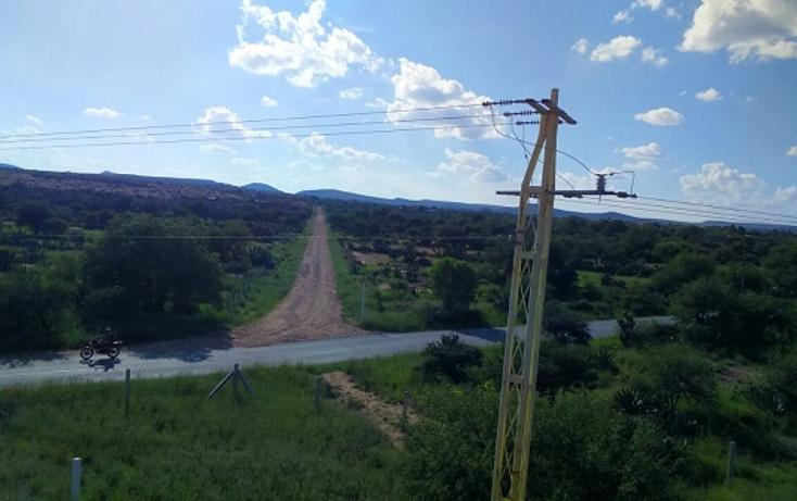 Foto de terreno habitacional en venta en el ojo de agüita 0, mexquitic, mexquitic de carmona, san luis potosí, 2649806 No. 01