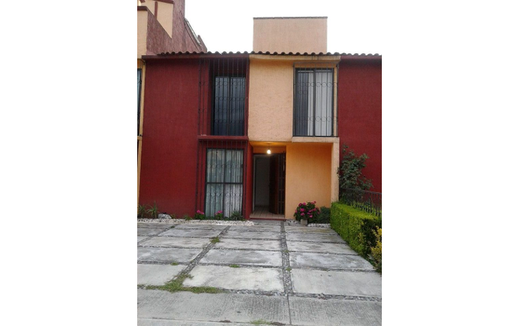 Foto de casa en renta en  , el olimpo, toluca, méxico, 2038138 No. 01