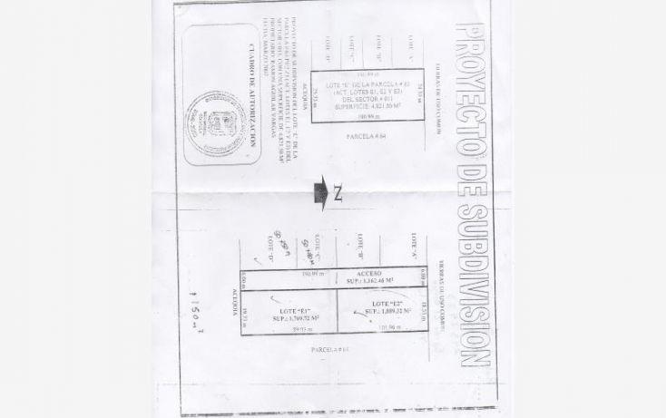 Foto de terreno habitacional en venta en el olivo 1, el olivo, matamoros, coahuila de zaragoza, 1705940 no 05