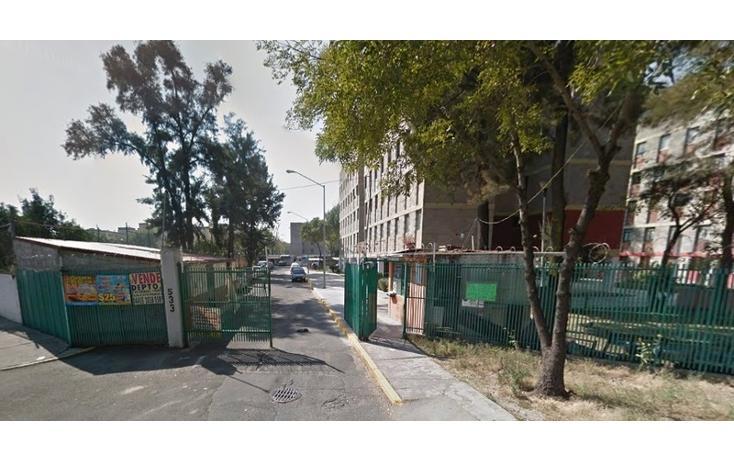 Foto de departamento en venta en  , el olivo, gustavo a. madero, distrito federal, 1379093 No. 01