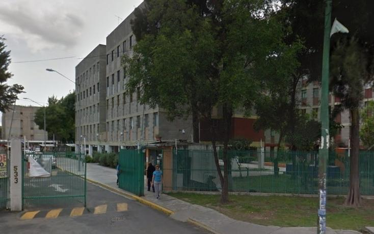 Foto de departamento en venta en  , el olivo, gustavo a. madero, distrito federal, 1514600 No. 01