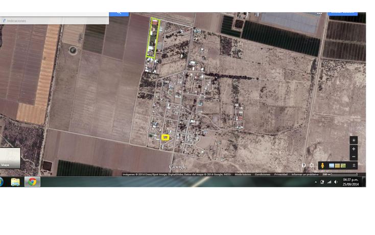 Foto de terreno habitacional en venta en  , el olivo, matamoros, coahuila de zaragoza, 1028269 No. 05