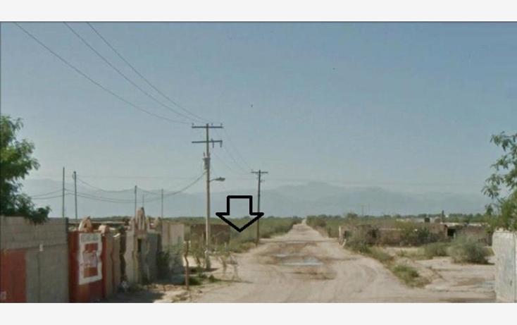 Foto de terreno habitacional en venta en  , el olivo, matamoros, coahuila de zaragoza, 1451665 No. 03