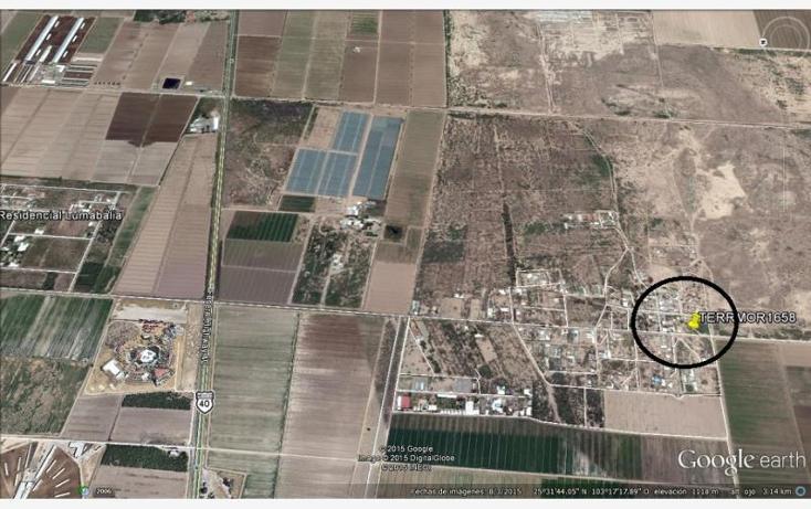 Foto de terreno habitacional en venta en  , el olivo, matamoros, coahuila de zaragoza, 1451665 No. 06