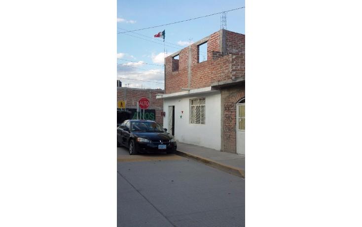 Foto de casa en venta en  , el olivo, silao, guanajuato, 1636306 No. 01