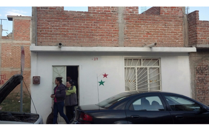 Foto de casa en venta en  , el olivo, silao, guanajuato, 1636306 No. 08