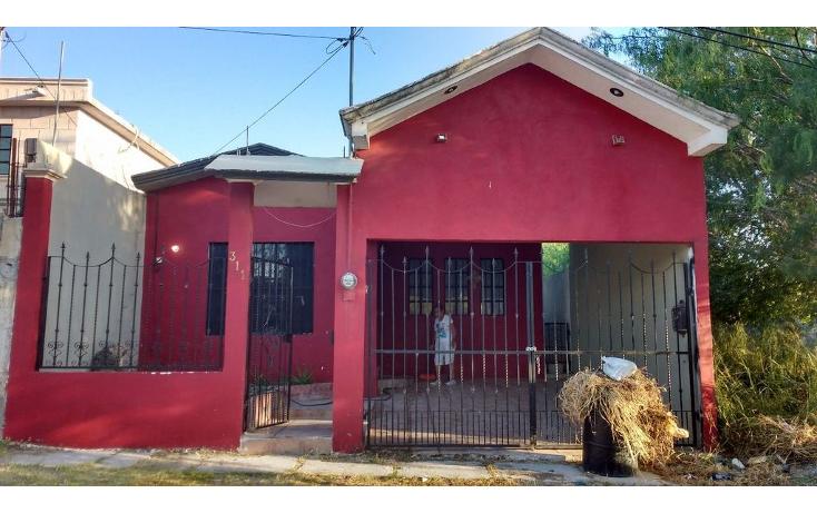 Foto de casa en venta en  , el olmo, reynosa, tamaulipas, 1044743 No. 01