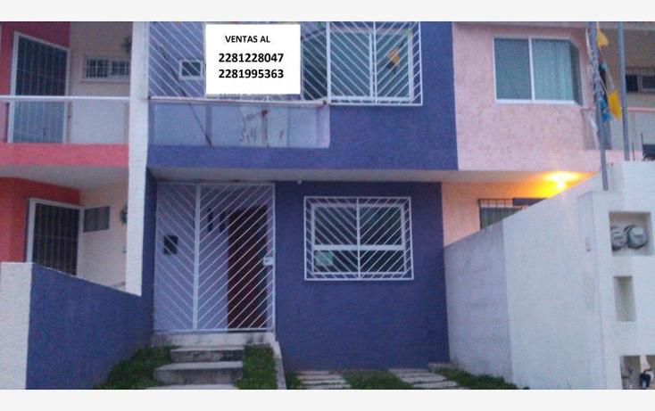 Foto de casa en venta en  , el olmo, xalapa, veracruz de ignacio de la llave, 1318875 No. 01