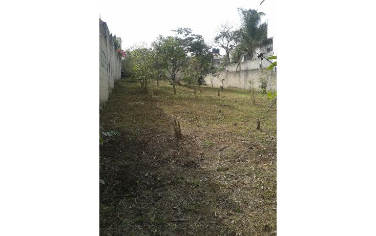 Foto de terreno habitacional en venta en  , el olmo, xalapa, veracruz de ignacio de la llave, 1852166 No. 01
