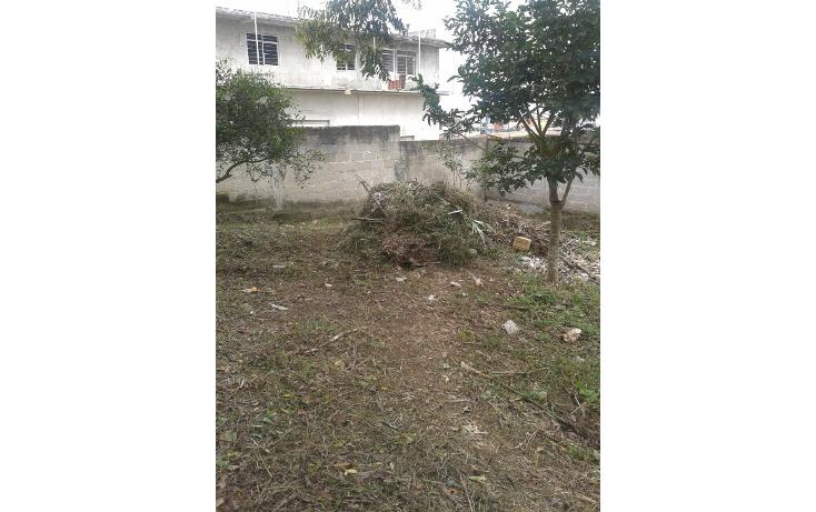 Foto de terreno habitacional en venta en  , el olmo, xalapa, veracruz de ignacio de la llave, 1852166 No. 04
