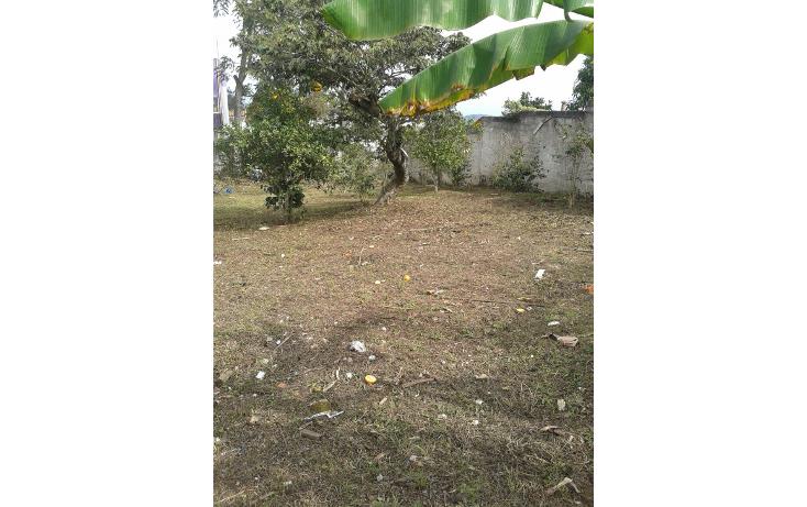 Foto de terreno habitacional en venta en  , el olmo, xalapa, veracruz de ignacio de la llave, 1862338 No. 03