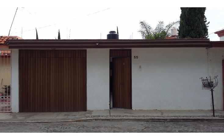 Foto de casa en venta en  , el ope?o, jacona, michoac?n de ocampo, 2001814 No. 01
