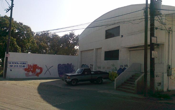 Foto de nave industrial en renta en  , el palmar, ciudad madero, tamaulipas, 1256409 No. 01