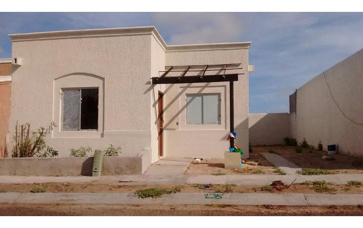 Foto de casa en venta en  , el palmar i, la paz, baja california sur, 1904838 No. 01