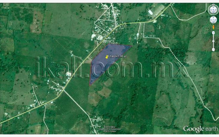 Foto de terreno habitacional en venta en  , el palmar kilómetro 40, papantla, veracruz de ignacio de la llave, 1363745 No. 07