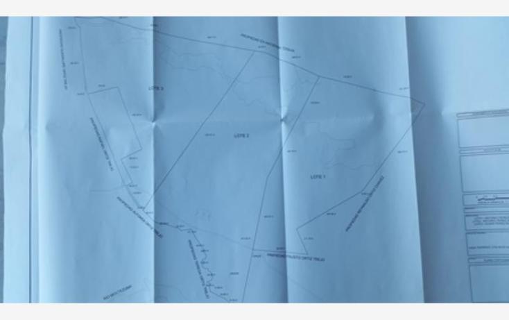 Foto de terreno comercial en venta en el palmar - rancho xodhe 1, centro, cadereyta de montes, quer?taro, 761557 No. 08