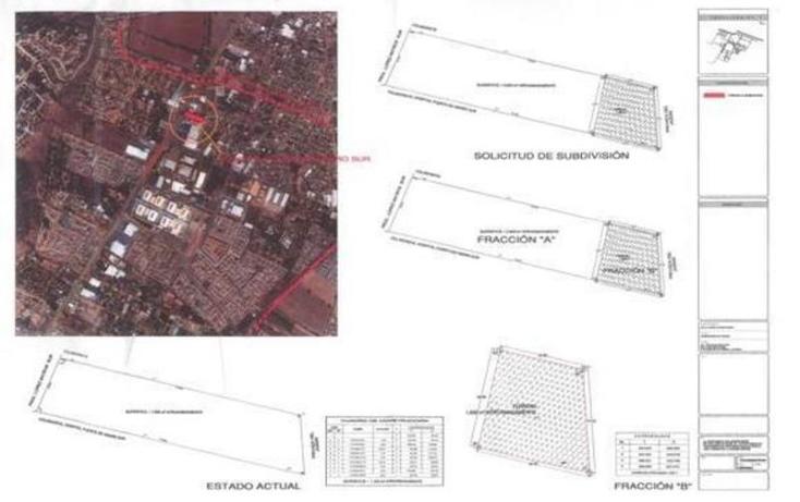 Foto de terreno habitacional en renta en  , el palomar, tlajomulco de z??iga, jalisco, 1336999 No. 03