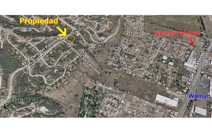 Foto de terreno habitacional en venta en  , el palomar, tlajomulco de z??iga, jalisco, 1489013 No. 06