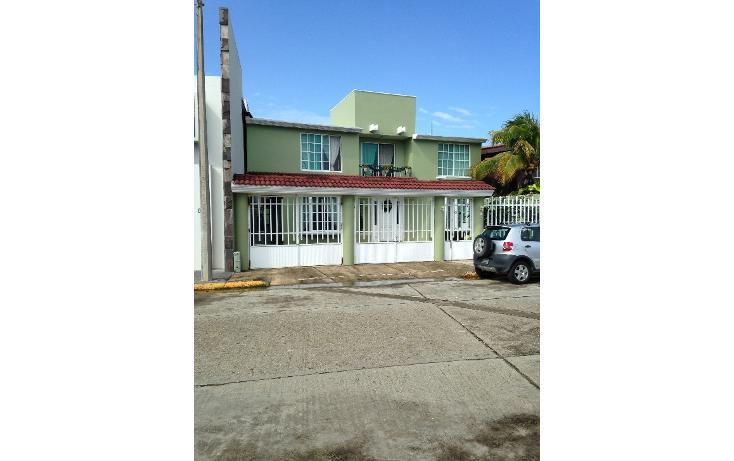 Foto de casa en renta en  , el paraíso, coatzacoalcos, veracruz de ignacio de la llave, 1663324 No. 01