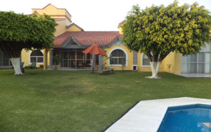 Foto de casa en condominio en renta en, el paraíso, jiutepec, morelos, 1703414 no 01
