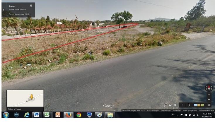 Foto de terreno habitacional en venta en  , el paraíso, tlajomulco de zúñiga, jalisco, 936547 No. 06
