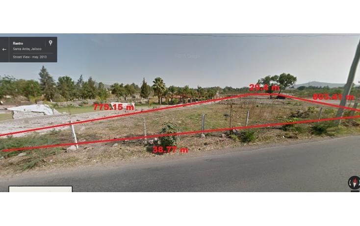 Foto de terreno habitacional en venta en  , el paraíso, tlajomulco de zúñiga, jalisco, 936547 No. 08