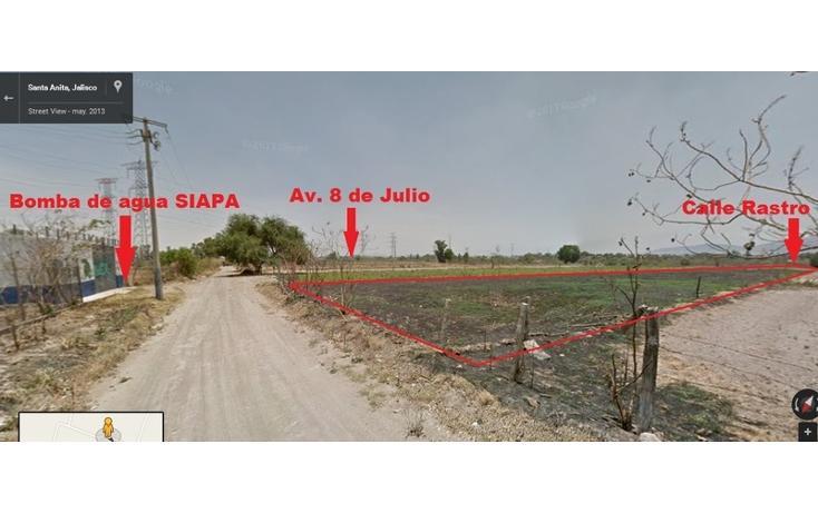 Foto de terreno habitacional en venta en  , el paraíso, tlajomulco de zúñiga, jalisco, 936547 No. 09