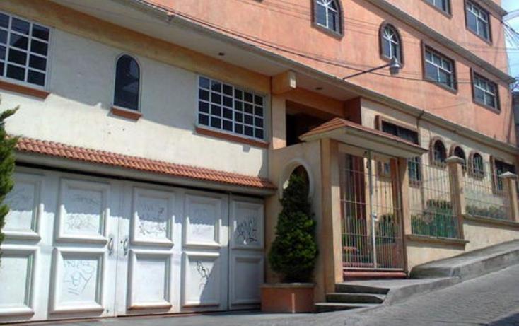 Foto de casa en renta en  , el paraje, tultitlán, méxico, 857889 No. 01