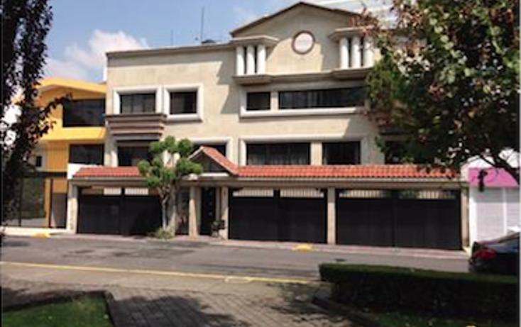 Foto de casa en venta en  , el parque de coyoac?n, coyoac?n, distrito federal, 1626333 No. 01