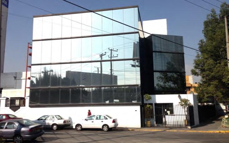 Foto de edificio en renta en  , el parque, naucalpan de juárez, méxico, 1819608 No. 01