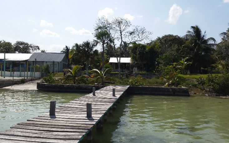 Foto de terreno habitacional en venta en, el pedregal, bacalar, quintana roo, 1829640 no 02