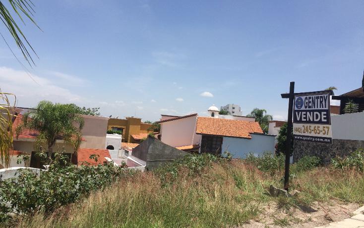 Foto de terreno habitacional en venta en  , el pedregal de querétaro, querétaro, querétaro, 1253543 No. 01