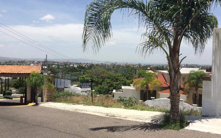 Foto de terreno habitacional en venta en  , el pedregal de querétaro, querétaro, querétaro, 1253543 No. 03
