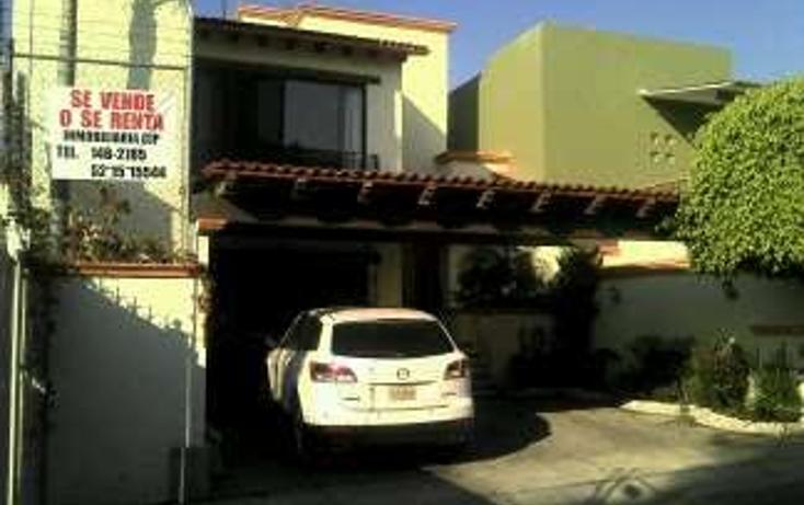 Foto de casa en renta en  , el pedregal de querétaro, querétaro, querétaro, 1600072 No. 01