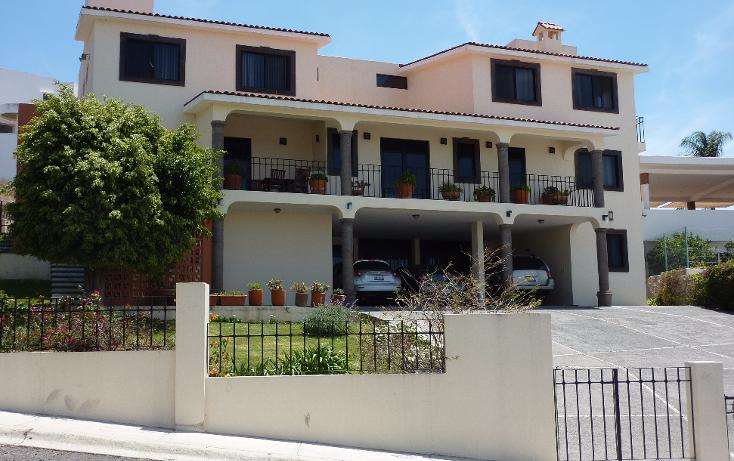 Foto de casa en venta en  , el pedregal de querétaro, querétaro, querétaro, 1770172 No. 01