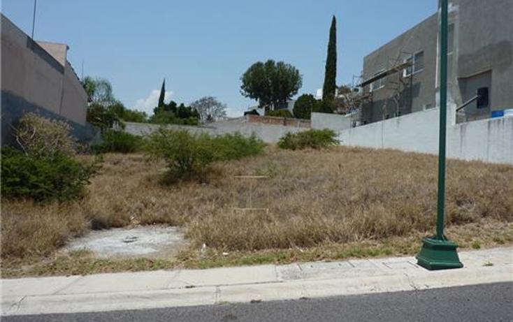 Foto de terreno habitacional en venta en  , el pedregal de querétaro, querétaro, querétaro, 1776456 No. 01