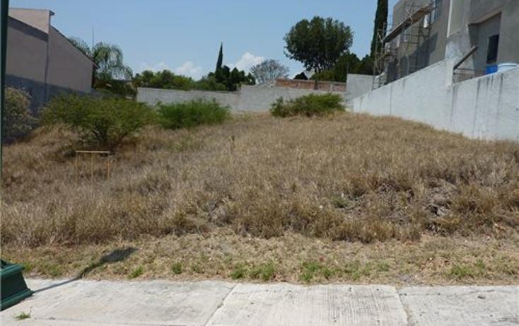 Foto de terreno habitacional en venta en  , el pedregal de querétaro, querétaro, querétaro, 1776456 No. 03