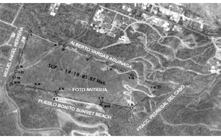 Foto de terreno habitacional en venta en  , el pedregal, los cabos, baja california sur, 1169815 No. 02
