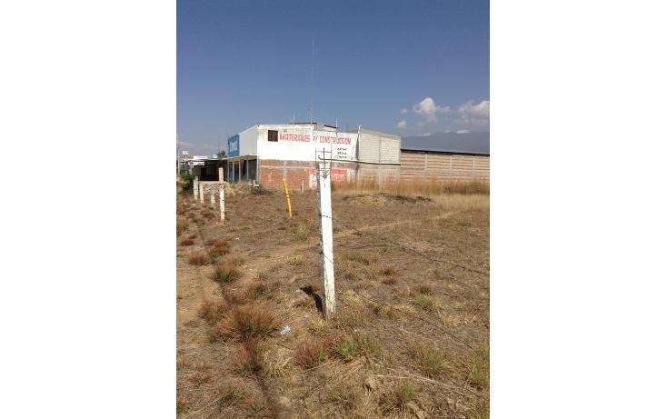 Foto de terreno habitacional en venta en  , el pedregal, san francisco lachigoló, oaxaca, 860821 No. 01