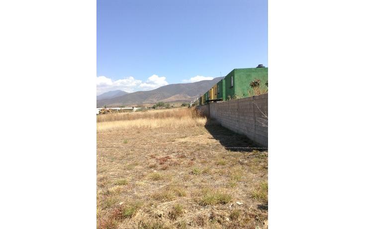 Foto de terreno habitacional en venta en  , el pedregal, san francisco lachigoló, oaxaca, 860821 No. 03