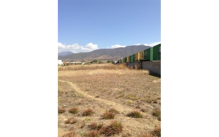 Foto de terreno habitacional en venta en  , el pedregal, san francisco lachigoló, oaxaca, 860821 No. 04