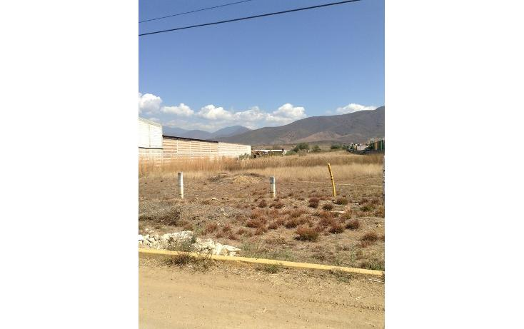 Foto de terreno habitacional en venta en  , el pedregal, san francisco lachigoló, oaxaca, 860821 No. 07