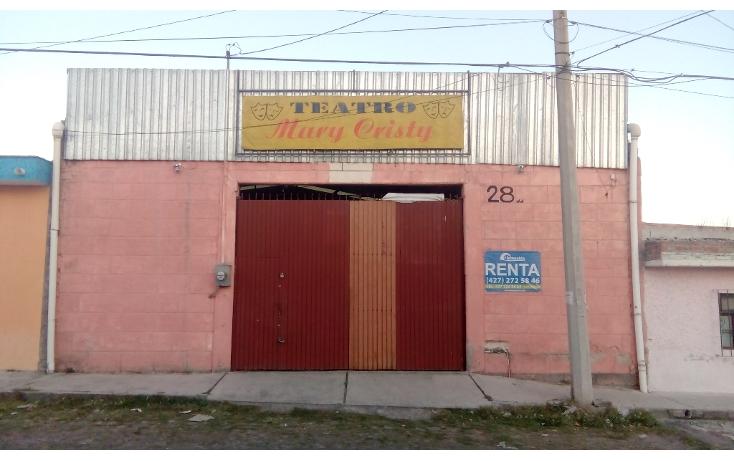 Foto de nave industrial en renta en  , el pedregal, san juan del río, querétaro, 1370813 No. 02