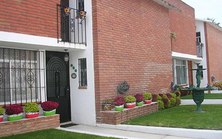 Foto de casa en venta en  , el pedregal, tequisquiapan, quer?taro, 1556546 No. 01