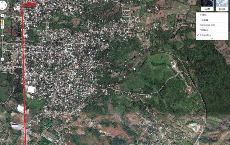 Foto de terreno comercial en venta en, el pedregoso, acapulco de juárez, guerrero, 404202 no 01