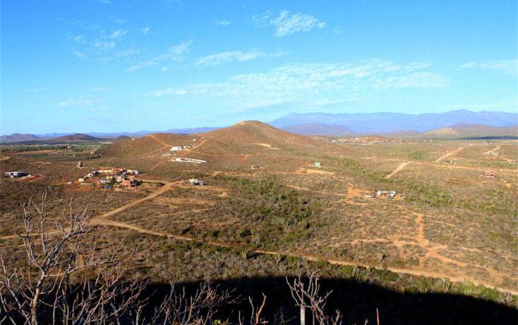 Foto de terreno habitacional en venta en  , el pescadero, la paz, baja california sur, 1132117 No. 08