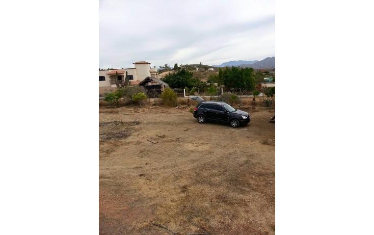 Foto de terreno habitacional en venta en  , el pescadero, la paz, baja california sur, 1263847 No. 06