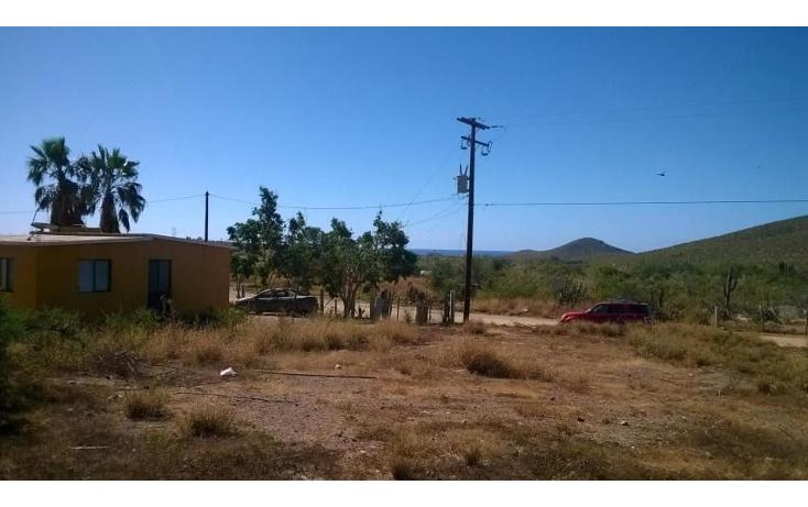 Foto de terreno habitacional en venta en  , el pescadero, la paz, baja california sur, 943693 No. 03