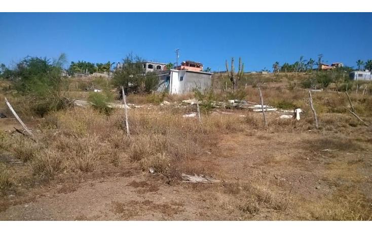Foto de terreno habitacional en venta en  , el pescadero, la paz, baja california sur, 943693 No. 06
