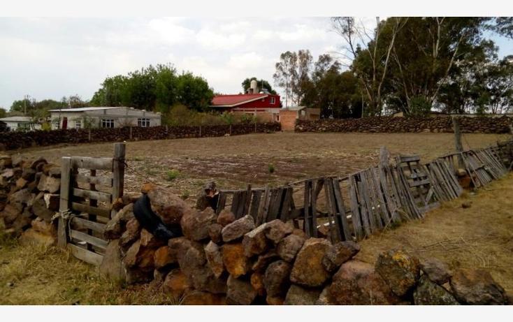 Foto de terreno habitacional en venta en  , el pino, amealco de bonfil, querétaro, 1825178 No. 01